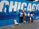 Photo du marathon de Chicago 2013